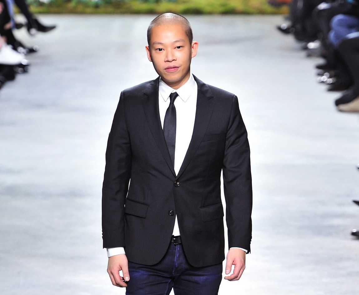 Jason Wu debuts Hugo Boss womenswear collection during New York Fashion Week Fall 2014