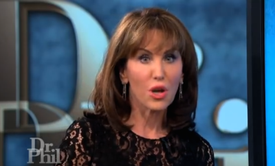 Robin McGraw unveils a new ASPIRE app for Victims of abuse