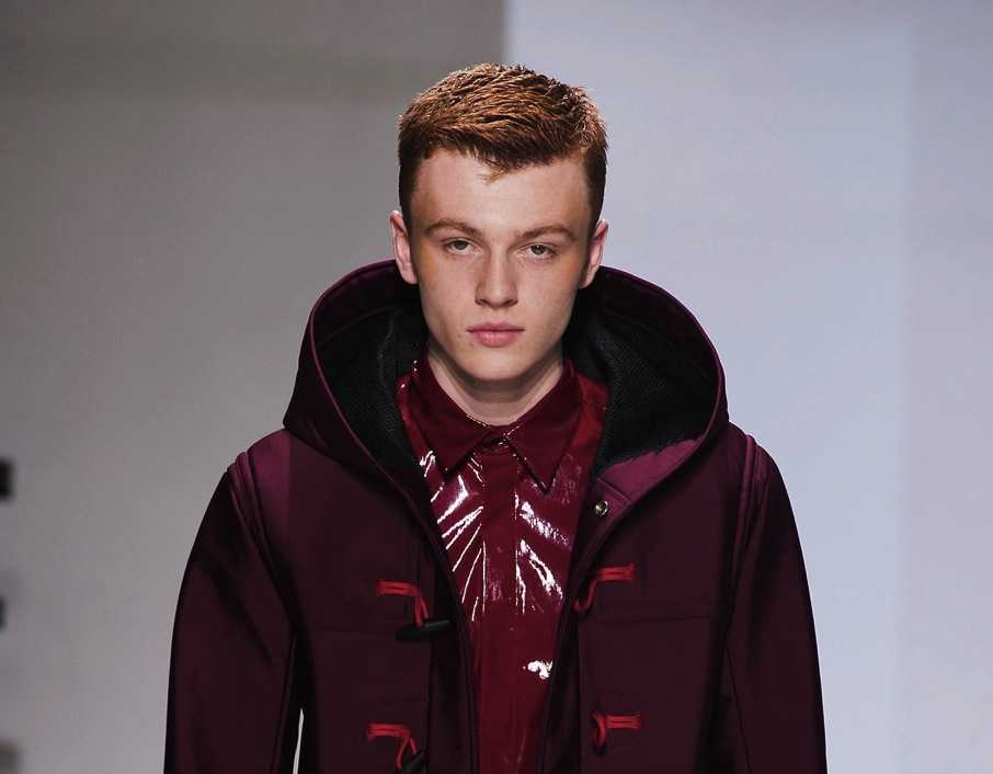 John Lawrence Sullivan Fall/Winter 2014-15