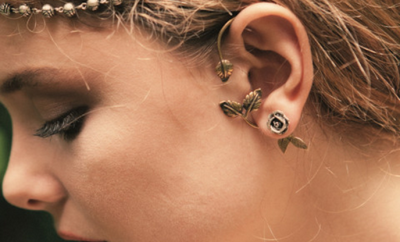 The Trend: Ear Cuffs
