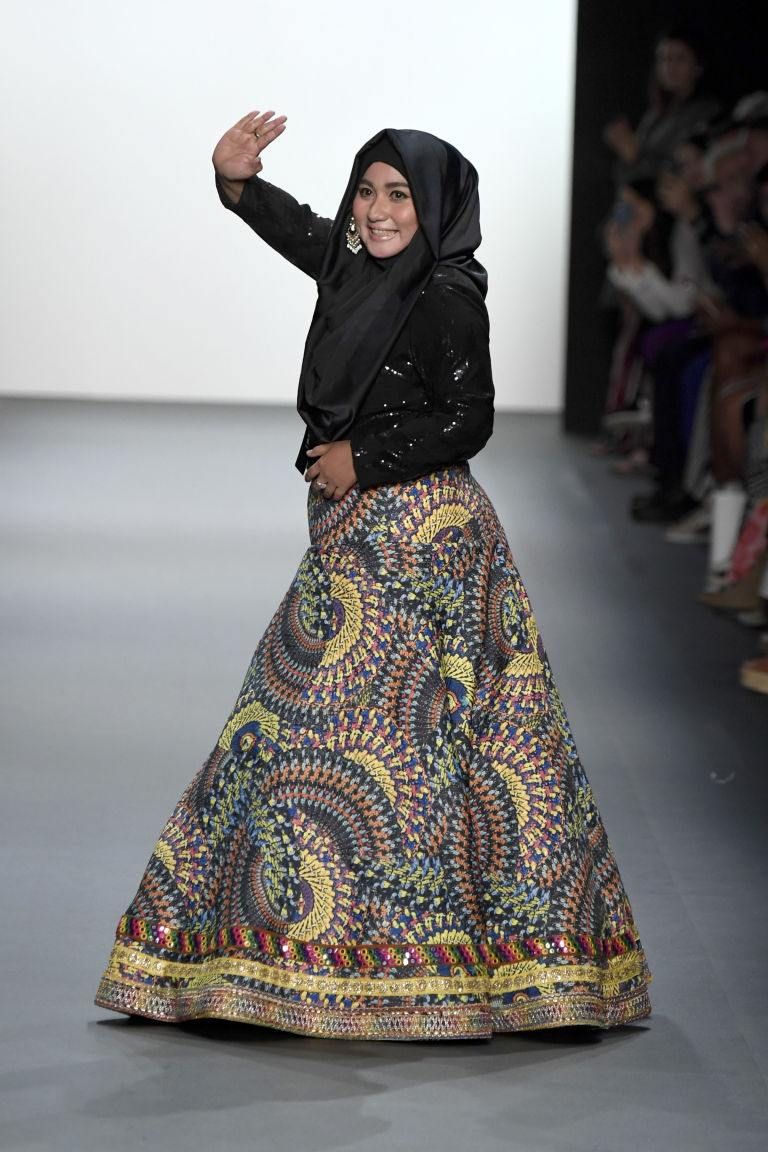 Muslim-fashion-week-designer
