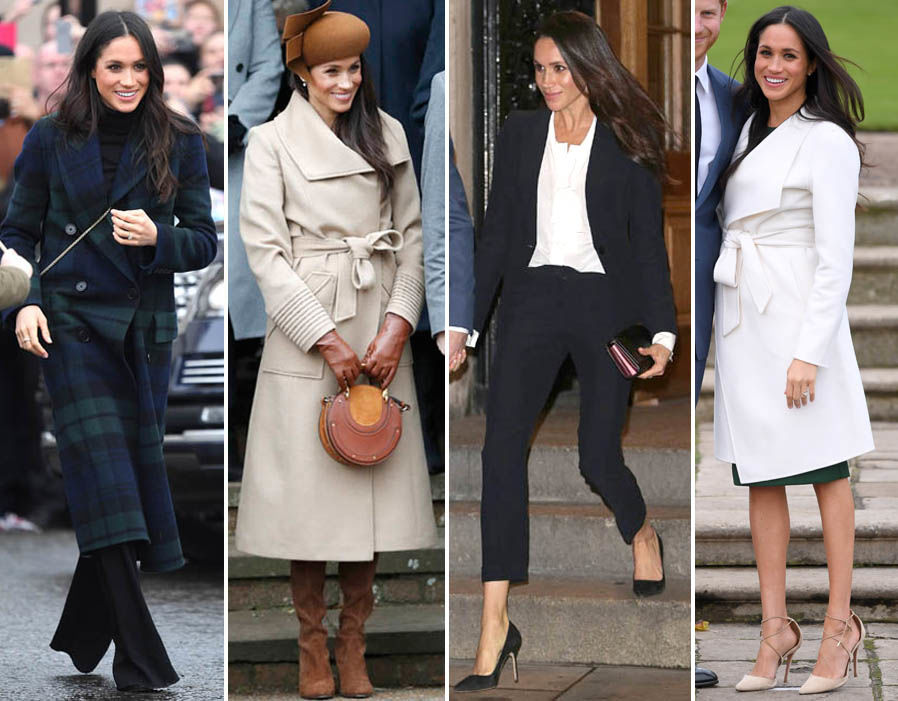 24 Hour Countdown Meghan Markle S Fashion Up To The Royal Wedding