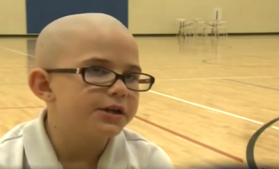 9-Year-Old Colorado Suspended for Shaving her Head. WATCH NOW!
