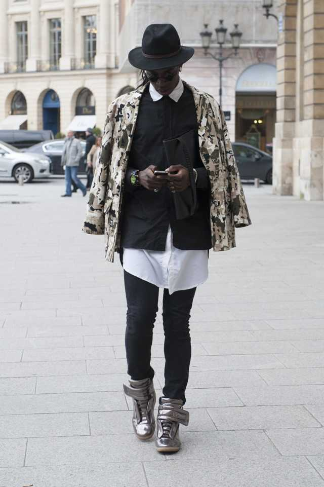 Paris Fashion Week Street Style Fall 2014 Part 2 Styleft Style Fashion Trend News