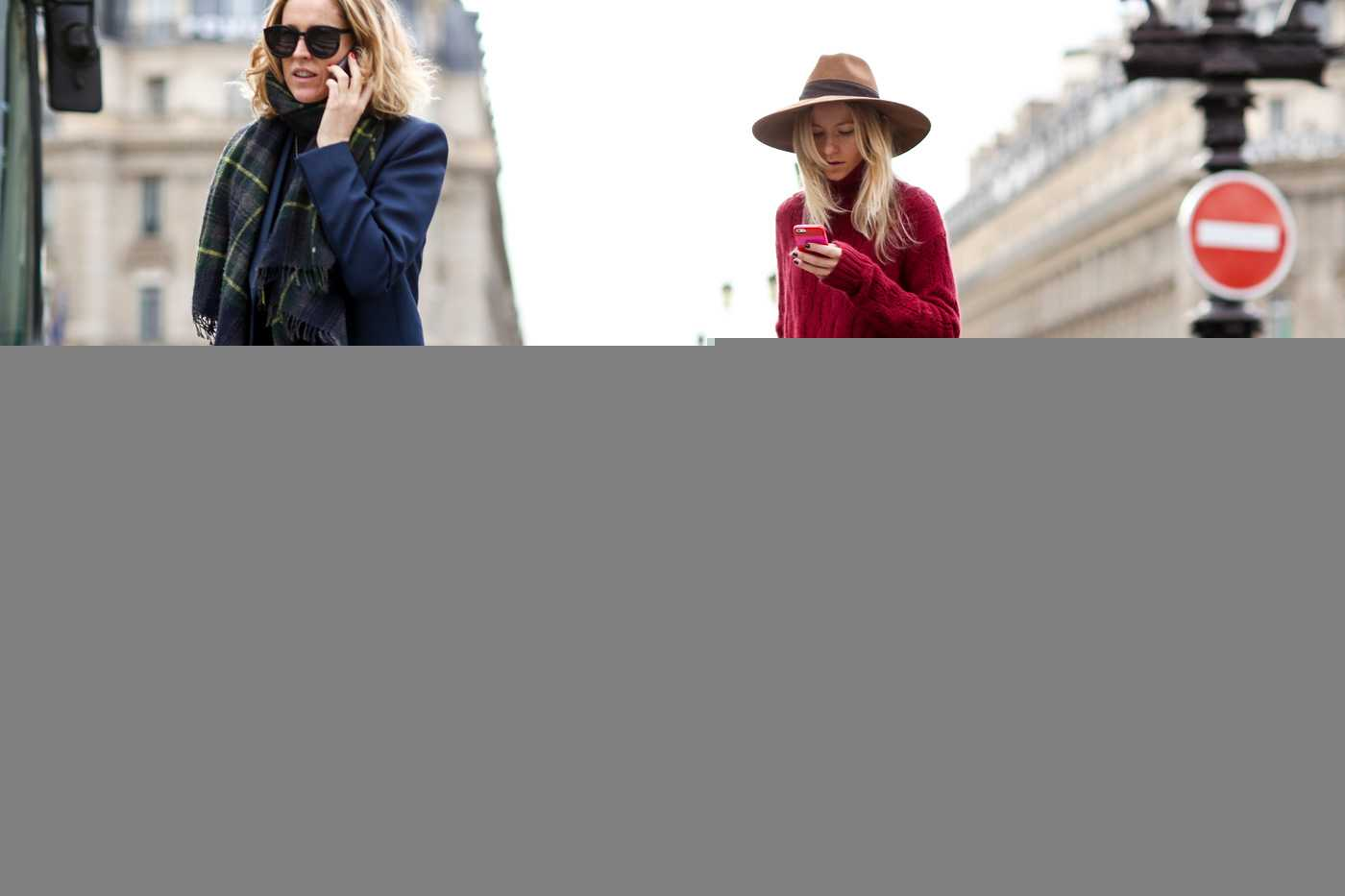 Paris Fashion Week Street Style Fall 2014 Part 2