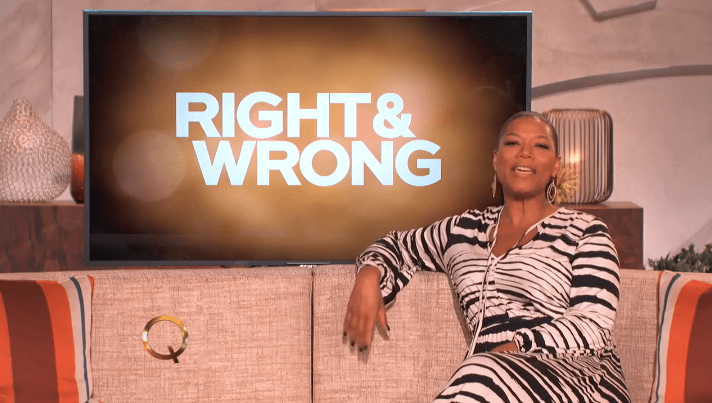 Right and Wrong With Queen Latifah - WATCH NOW!