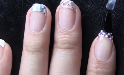 10 WAYS TO CREATE FRENCH TIPS MANICURES