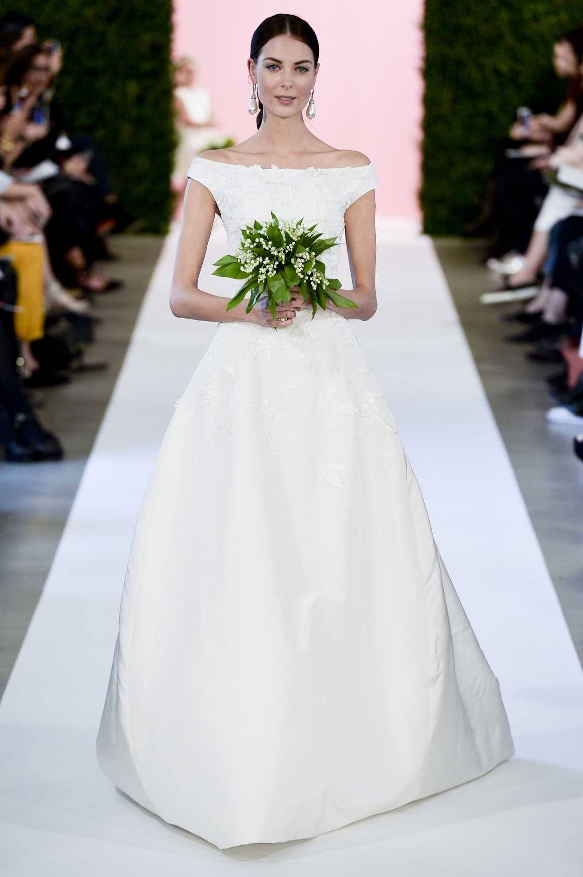 the 13 most beautiful new wedding dresses styleft style