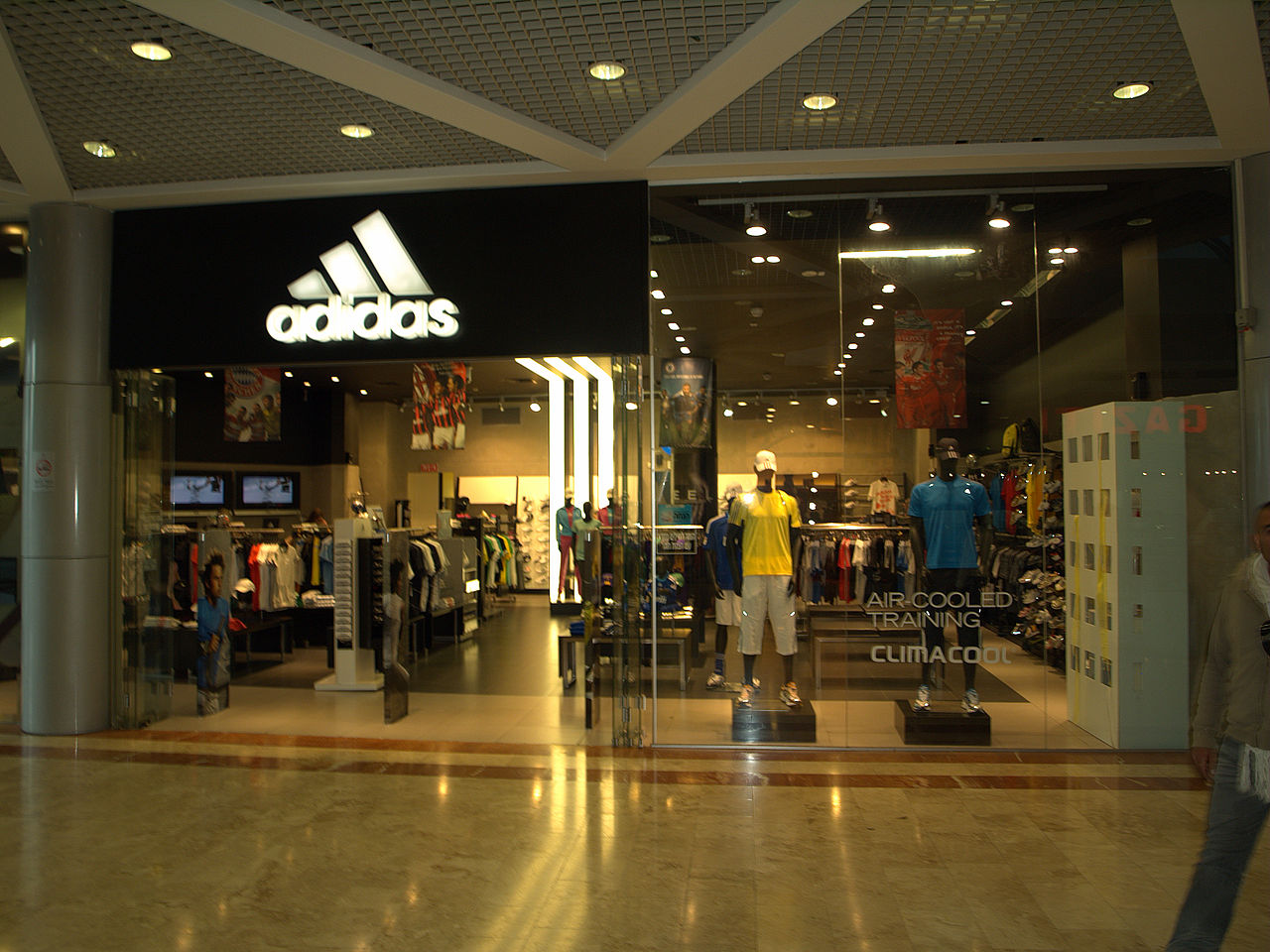 Adidas\' Opens A Factory In Brooklyn – StyleFT- Style.Fashion.Trend ...