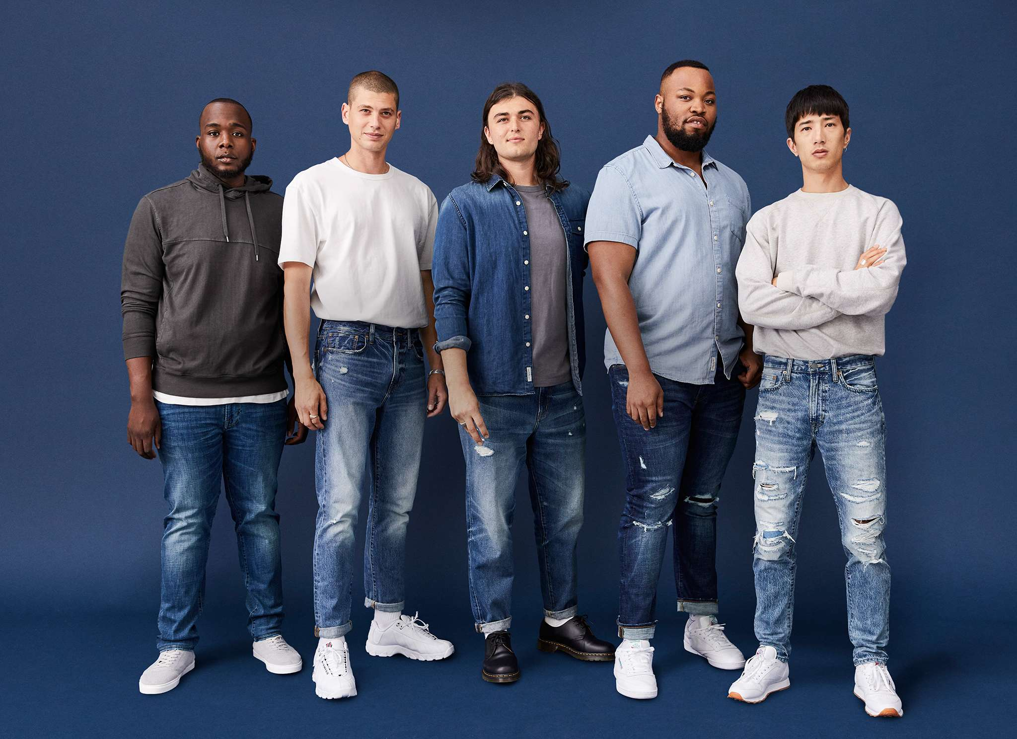 American Eagle Releases Body Diverse Campaign For Menswear Styleft