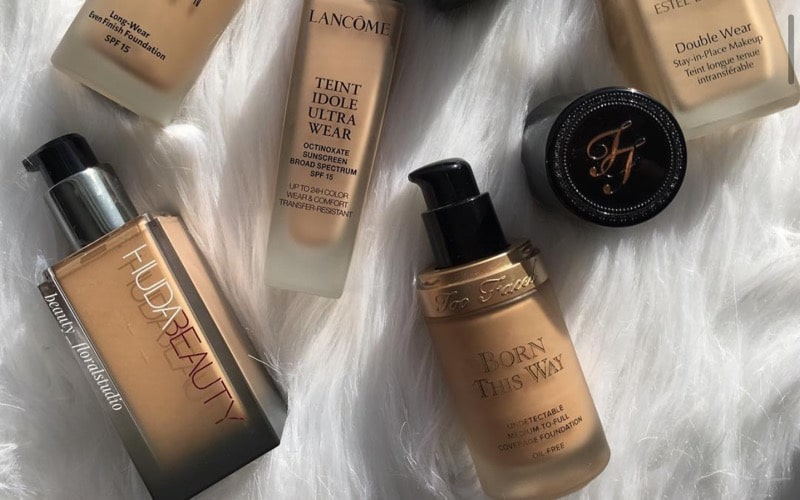 Best high-end foundation for dry skin