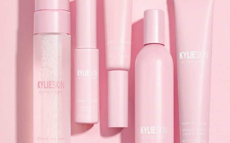 Kylie skin care