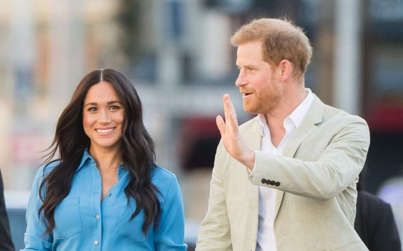 Meghan Markle says thanks to COVID-19 reaction laborers