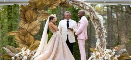 Moments from Jeezy and Jeannie Mai's Wedding Ceremony in Atlanta
