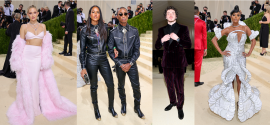 The Met Gala 2021| In America: A Lexicon of Fashion
