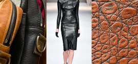 Fashion Industry & its Leather Types